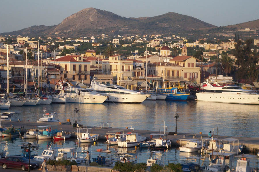 Athens One Day Cruise - Aegina - Hydra - Poros